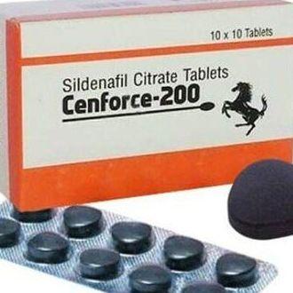 Sildenafil citrate 200mg | cenforce 200mg