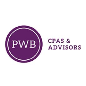 Peterson Whitaker & Bjork (PWB) CPAs & Advisors is a Twin Cities based accounting firm delivering exceptional service for their clients in the Midwest and beyond. The talented professionals at PWB offer an array of consulting services including audit and accounting, outsourced bookkeeping, and tax services. PWB is more than an accounting firm to their clients – they are a respected business partner and trusted advisor. PWB's firm encompasses capable resources that are agile and accessible to support their client's needs.